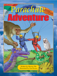 Take Two, (Level R - Fiction) Parachute Adventure 6-pack