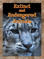 Take Two, Extinct & Endangered Animals, Level R, Single Copy