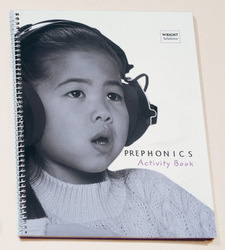 Classroom and Professional Development Resources, Prephonics Activity Book