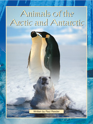 Take Two, Animals of the Arctic and Antarctic, Level O, Big Book