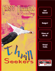 Fast Track Reading, Magazine Anthology: Thrill Seekers, 6-pack