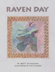 Wright Literacy, Raven Day (Early Fluency) Big Book