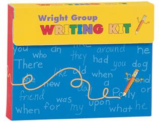 Wright Literacy, Early Emergent-Upper Emergent Writing Kit