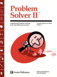Problem Solver II: Grade 1 Teacher Guide