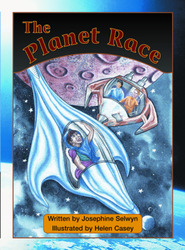 Take Two, Expansion (Level F - Fiction) The Planet Race 6-pack