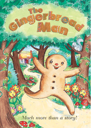 Inside Stories, The Gingerbread Man, 6-pack