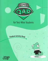 Super QAR for Test-Wise Students: Grade 2, Student Activity 5-pack