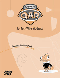Super QAR for Test-Wise Students: Grade 4, Student Activity 5-pack