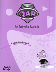 Super QAR for Test-Wise Students: Grade 5, Student Activity 5-pack