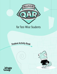Super QAR for Test-Wise Students: Grade 6, Student Activity 5-pack