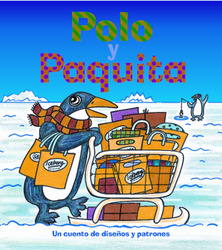 Growing with Math, Grade Pre-K, Math Literature: Pat and Penny / Polo y Paquita Big Book (Patterns)