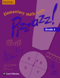 Elementary Math with Pizzazz!: Grade 3