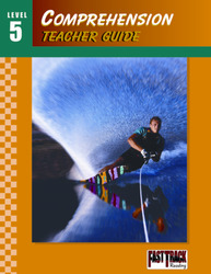 Fast Track Reading, Comprehension Teacher Guide: Level 5
