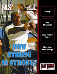 Fast Track Reading, Magazine Anthology: How Strong is Strong?, 6-pack