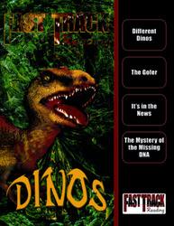 Fast Track Reading, Magazine Anthology: Dinos, 6-pack