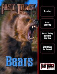 Fast Track Reading, Magazine Anthology: Bears, 6-pack