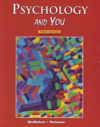 Psychology & You, Teachers Edition