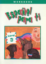 Español para ti Level 3, Workbook