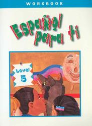 Español para ti Level 5, Workbook