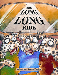 The Long, Long Ride Big Book (Time)