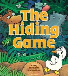 Growing with Math, Grade Pre-K, Math Literature: Hiding  Game Concept Lap Book