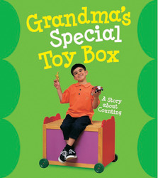 Growing with Math, Grade Pre-K, Math Literature: Grandma's Special Toy Box Concept Lap Book