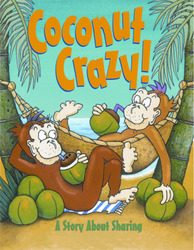 Growing with Math, Grade K, Math Literature: Coconut Crazy! Big Book (Sharing)