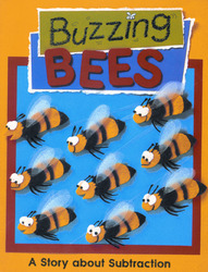 Growing with Math, Grade K, Math Literature: Buzzing Bees Big Book (Subtraction)