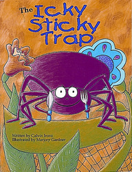 Growing with Math, Grade 1, Math Literature: The Icky Sticky Trap Big Book (Subtraction)