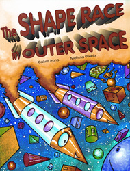 Growing with Math, Grade 1, Math Literature: The Shape Race in Outer Space Big Book (3-D Shapes)
