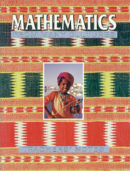Growing with Math, Grade 2, Mathematics from Many Cultures Big Book