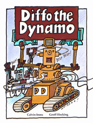 Growing with Math, Grade 2, Math Literature: Diffo the Dynamo Big Book (Subtraction)
