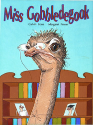 Growing with Math, Grade 2, Math Literature: Miss Gobbledegook Big Book (Multiplication & Division)