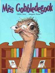 Growing with Math, Grade 2, Math Literature: Miss Gobbledegook Big Book (Multiplication & Division)