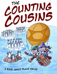 Growing with Math, Grade 2, Math Literature: Counting Cousins (Place Value)