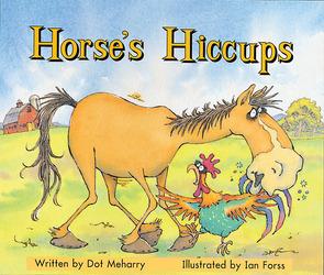 Storyteller, Moon Rising, (Level F) Horse's Hiccups 6-pack