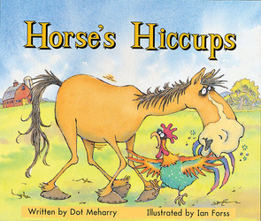 Storyteller, Moon Rising, (Level F) Horse's Hiccups 6-pack