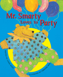 Storyteller, Moon Rising, (Level F) Mr. Smarty Loves to Party 6-pack