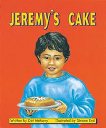 Storyteller, Moon Rising, (Level F) Jeremy's Cake 6-pack