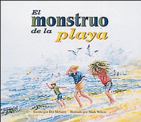 Storyteller, Spanish, Moon Rising, (Level G) The Monster at the Beach, El monstruo de la playa 6-pack