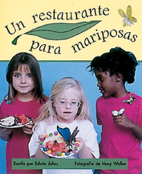Storyteller, Spanish, Moon Rising, (Level H) Fast Food for Butterflies, Un restauranTeacher Edition para mariposas 6-pack