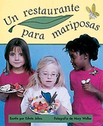 Storyteller, Spanish, Moon Rising, (Level H) Fast Food for Butterflies, Un restauranTeacher Edition para mariposas 6-pack