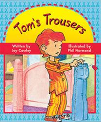 Storyteller, Night Crickets, (Level F) Tom's Trousers 6-pack