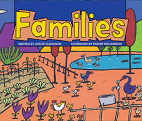 Storyteller, Night Crickets, (Level I) Families 6-pack