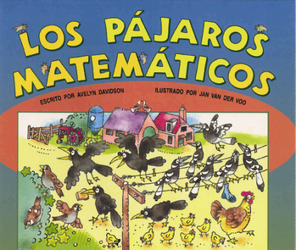 Storyteller, Spanish, Night Crickets, (Level I) Bird Song, Los pájaros matemáticos 6-pack
