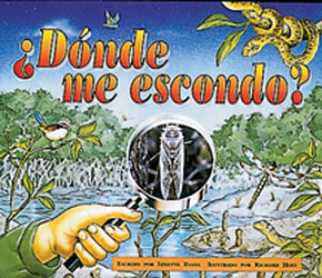 Storyteller, Spanish, Night Crickets, (Level I) Hiding Places, Dónde me escondo? 6-pack