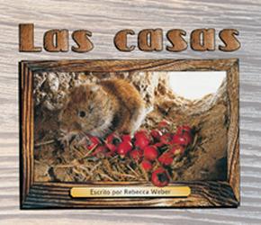 Storyteller, Spanish, First Snow, (Level F) Homes, Las casas 6-pack