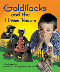 Storyteller, Moon Rising, (Level H) Goldilocks and the Three Bears 6-pack