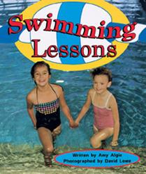 Storyteller, Moon Rising, (Level I) Swimming Lessons 6-pack