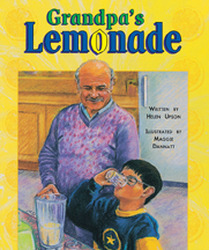 Storyteller, Night Crickets, (Level G) Grandpa's Lemonade 6-pack